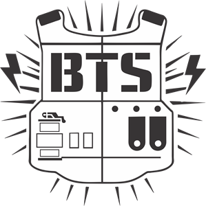 BTS Logo Vector (.CDR) Free Download.