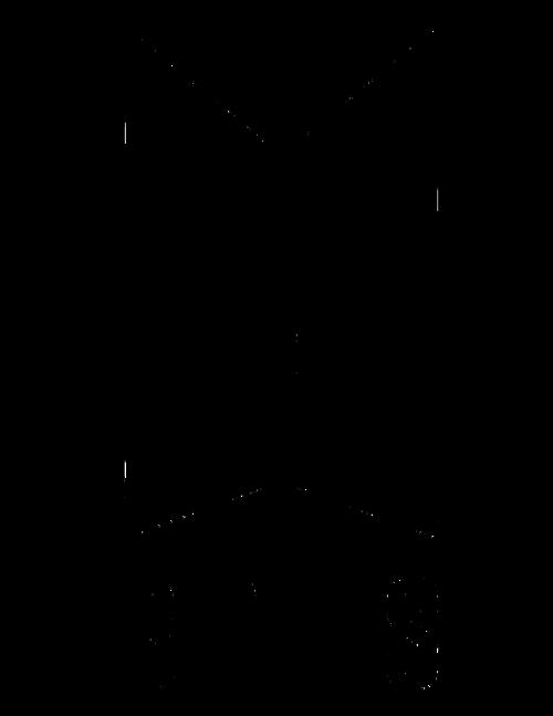 Logo de BTS sin fondo dentro de las letras y el logo. PNG..