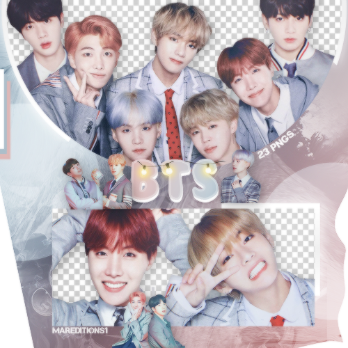 PACK PNG/ BTS. by MarEditions1 on DeviantArt.