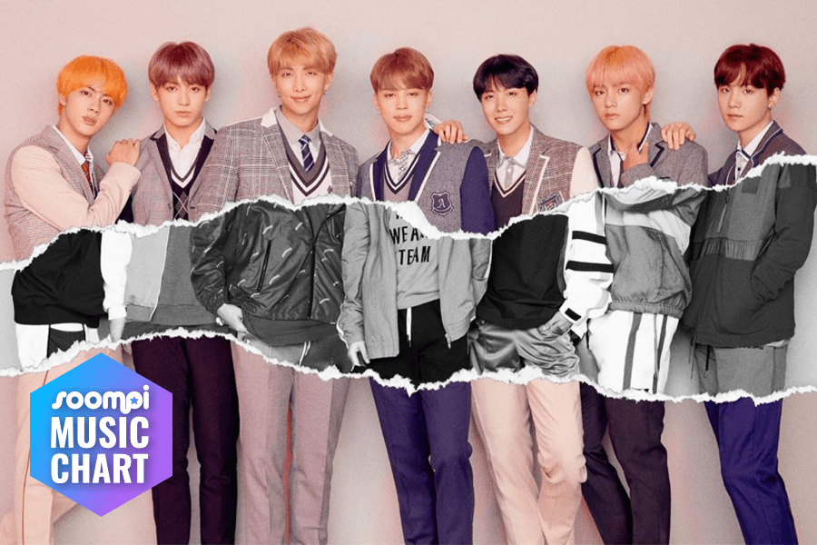 """BTS Guards Top Spot With """"IDOL""""; Soompi's K."""