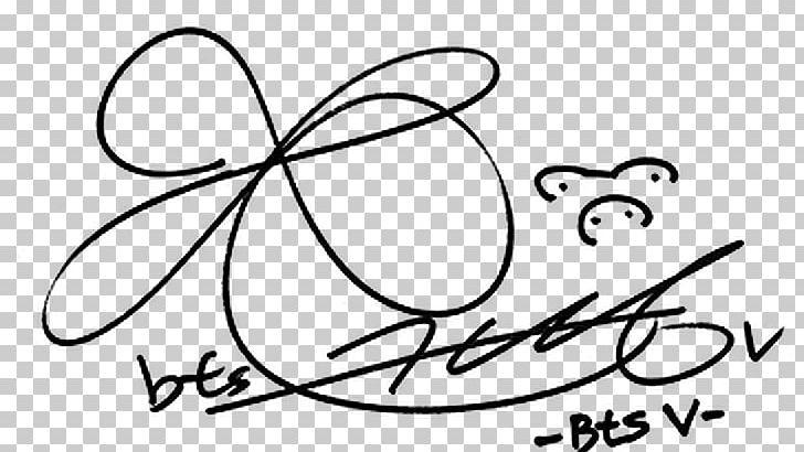 BTS Signature K.