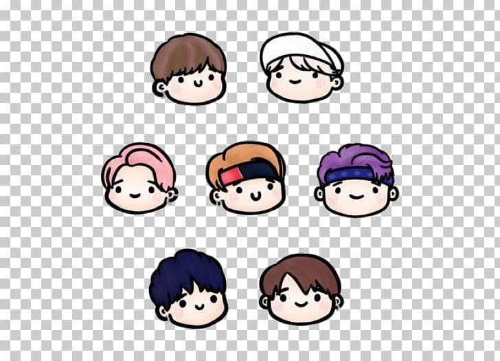 BTS Sticker T.