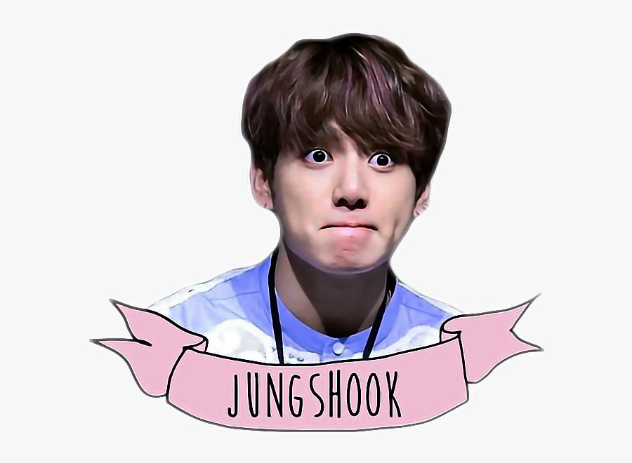 Free Download Stickers Bts Clipart Jungkook Bts Sticker.