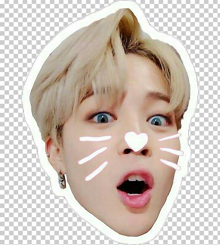 Jimin BTS Sticker K.