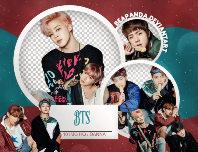Pack Png #573 // BTS (You Never Walk Alone) by BEAPANDA on.