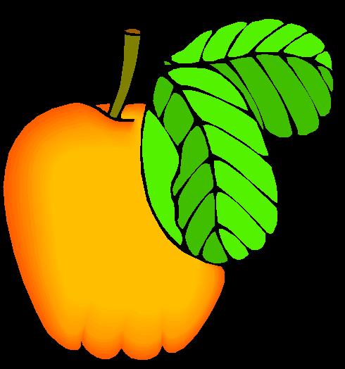 Clipart buah.