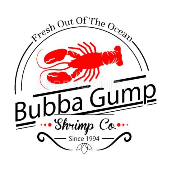 bubba gump shrimp co Mouse pad Horizontal.