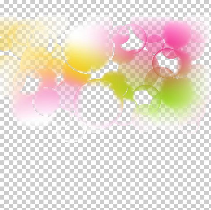 Dream Fancy Bubble Background PNG, Clipart, Bubble, Bubble Light.