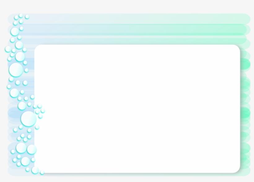 Bubbles Frame Png Clipart Clip Art.