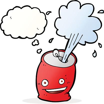 Bubble cans clipart #8