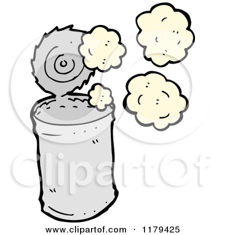 Bubble cans clipart #9