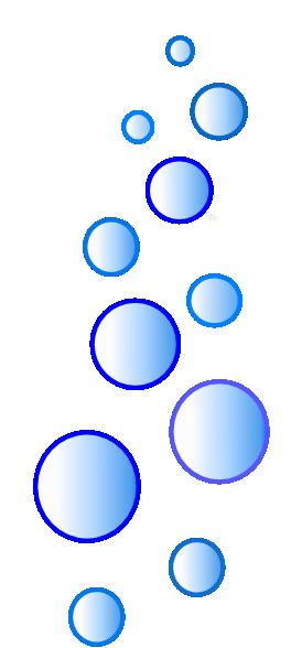 Water Bubbles Clipart.