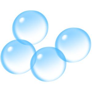 Bubble Images Clip Art.