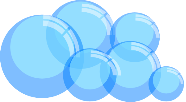 Soap bubble clipart #12