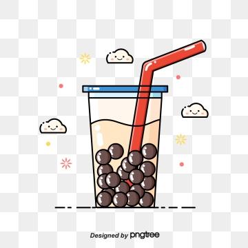 Bubble Tea PNG Images.