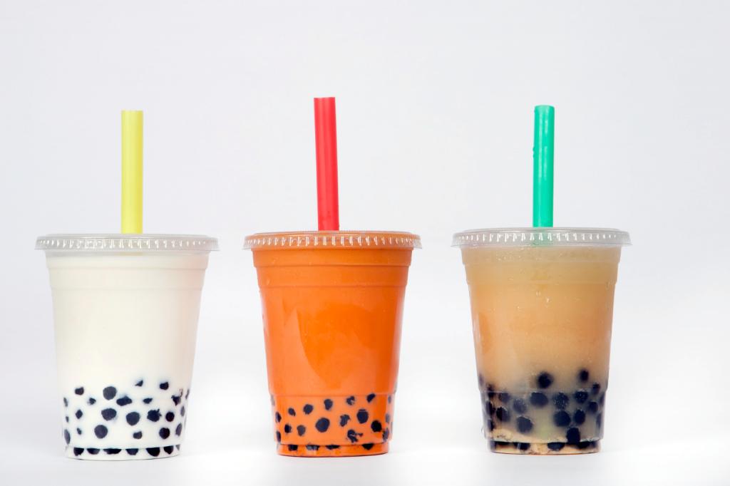 Bubble Tea Png (+).