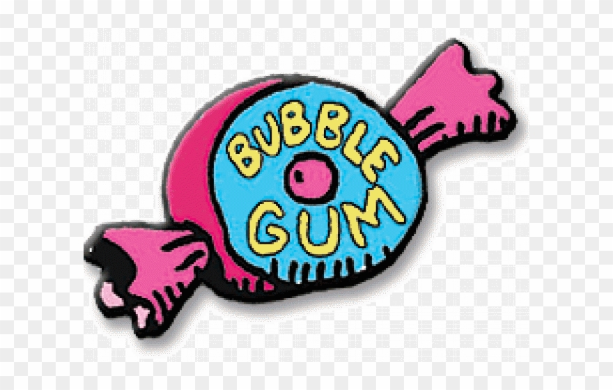 Chewing Gum Clipart.