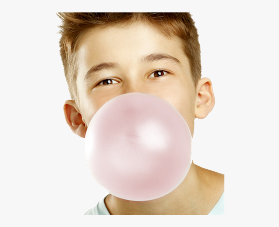 Chewing Gum Png.