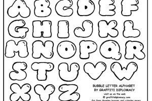 Bubble letters clipart 2 » Clipart Station.