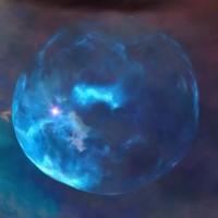 NASA shares incredible image of Bubble Nebula to celebrate.