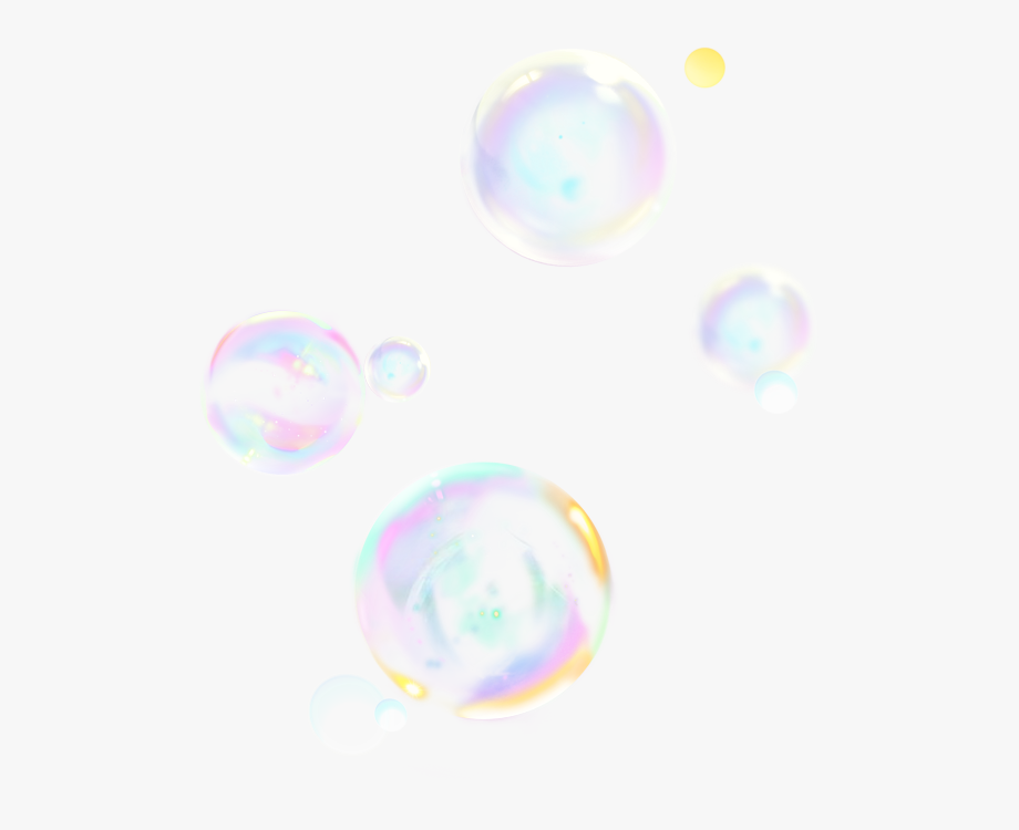 Free Bubble Overlay Png.