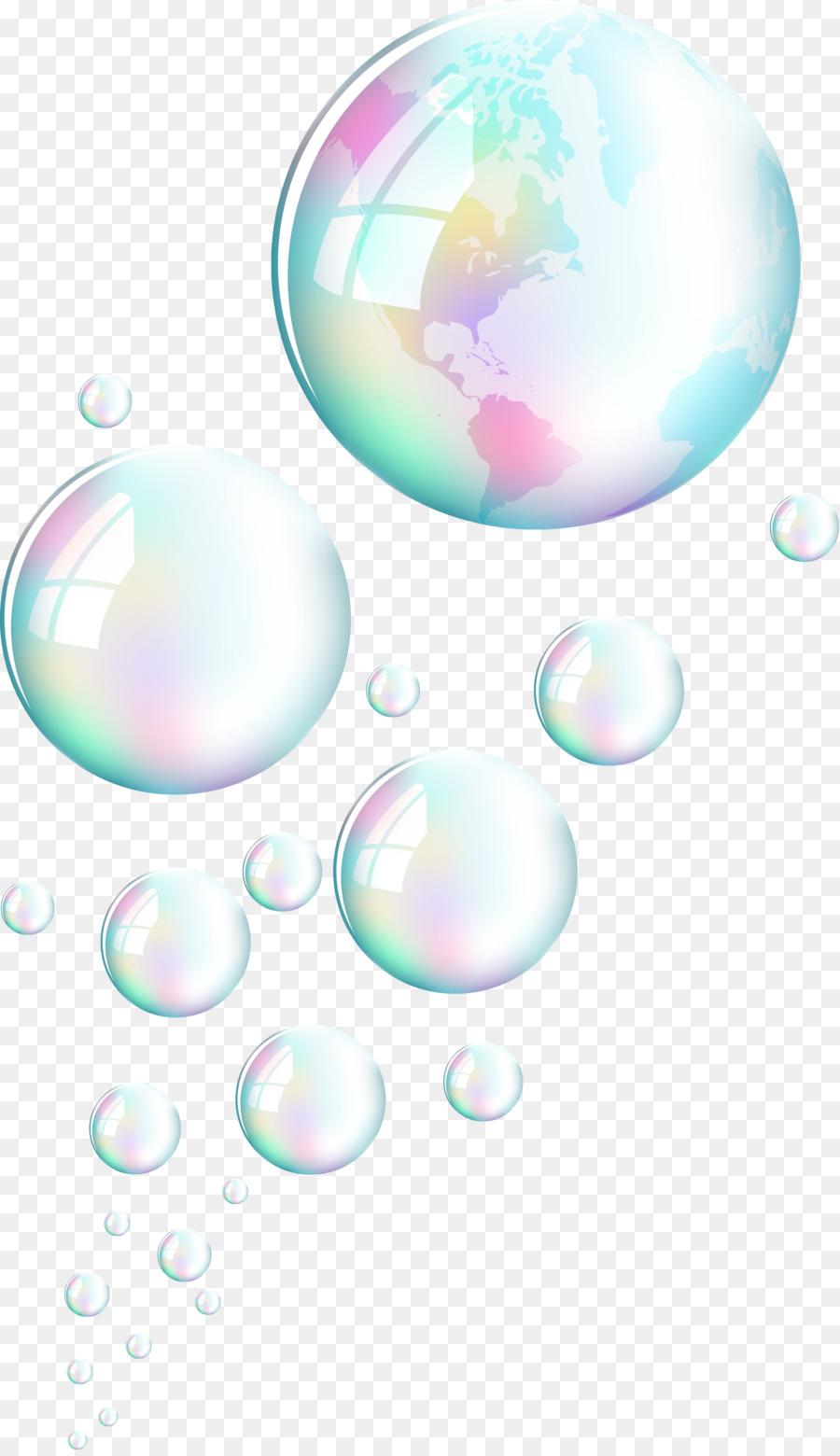 Bubble Cartoon png download.
