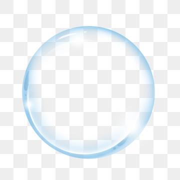 Transparent Bubble PNG Images.