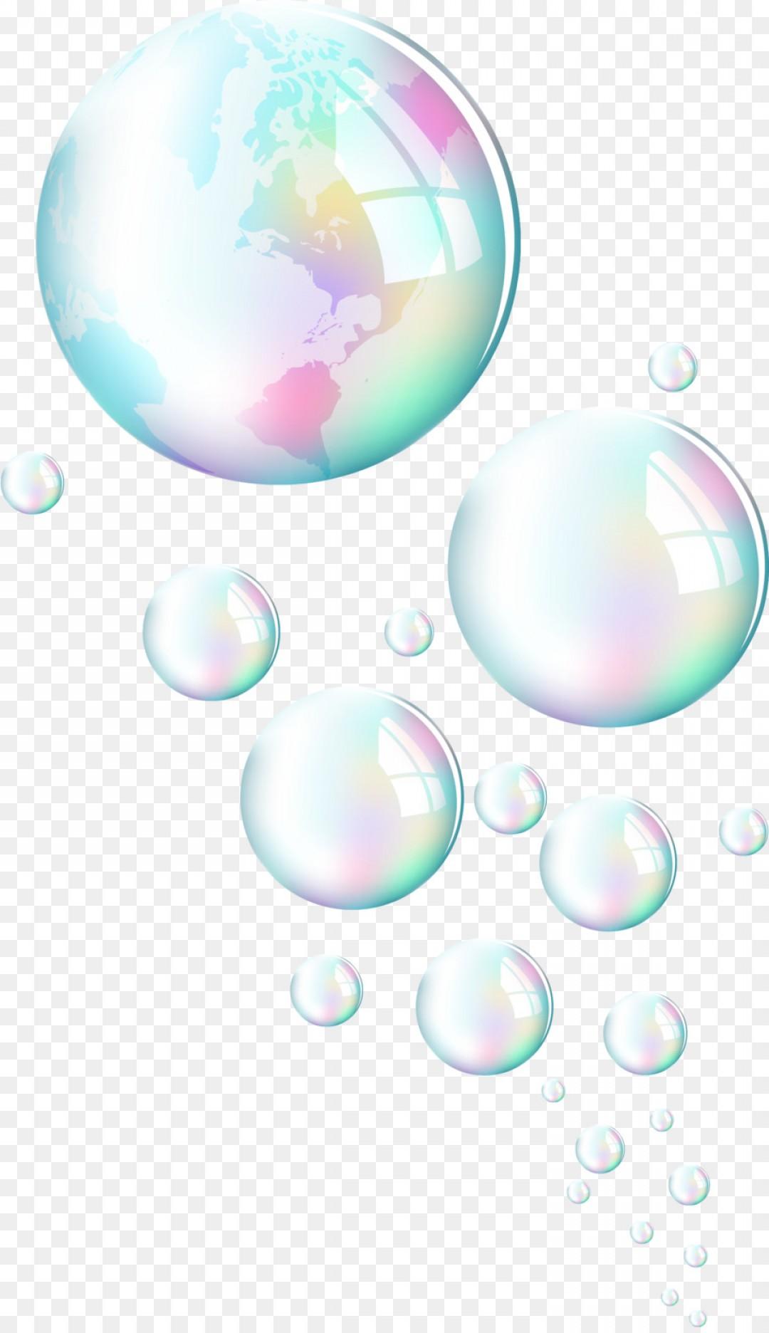 Png Color Download Science Fantasy Bubble Vector.