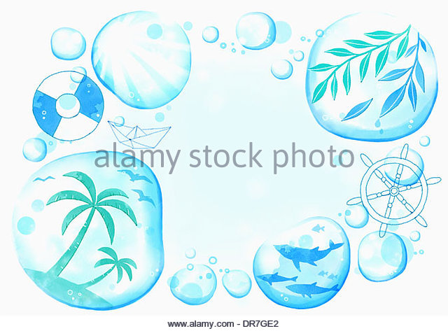Bubble Ring And Whale Stock Photos & Bubble Ring And Whale Stock.
