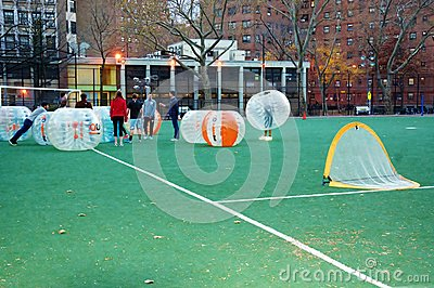 Nice Soccer Balls Royalty Free Stock Images.