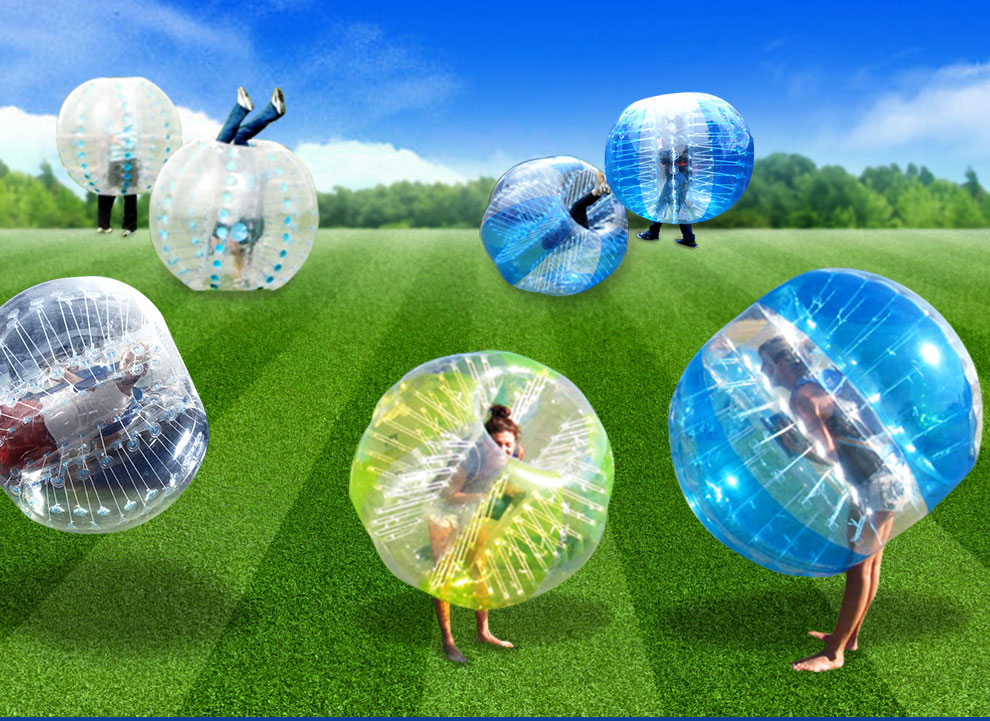 Showing post & media for Cartoon bubble soccer.