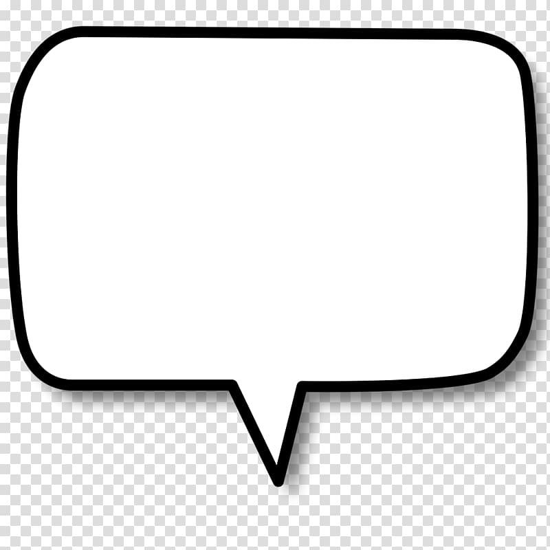 White box illustration, Vertical Text Bubble transparent background.