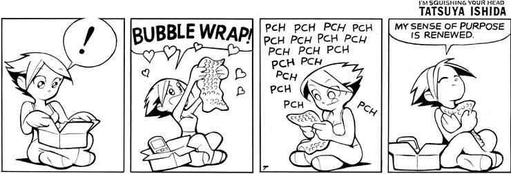 Bubble Wrap will soon lose its pop.