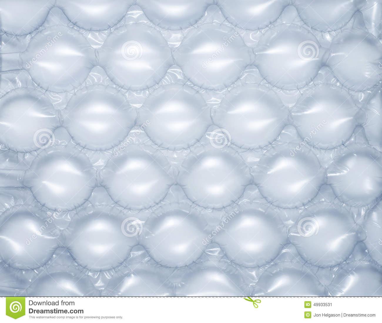 Bubble Wrap Stock Photo.