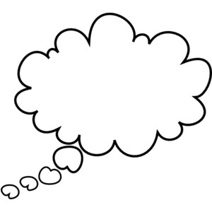 Thought Bubble Clip Art & Thought Bubble Clip Art Clip Art Images.