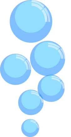 Clip Art Of Bubbles.