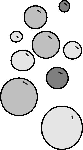 Soap Bubbles PNG Black And White Transparent Soap Bubbles Black And.