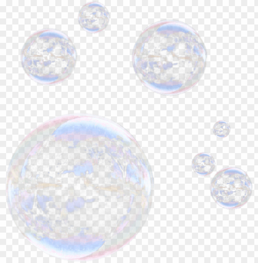 Download transparent bubbles clipart png photo.