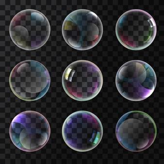 Bubble Vectors, Photos and PSD files.