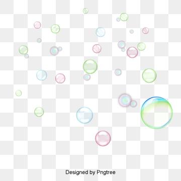 Bubble Foam PNG Images.