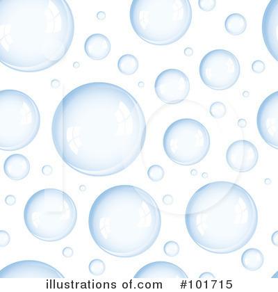 Clip art of bubbles.