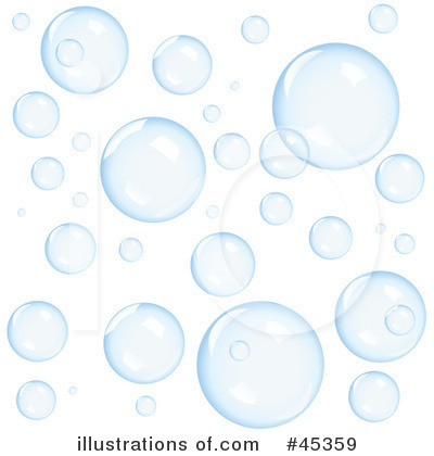 Soap Bubbles Clipart.