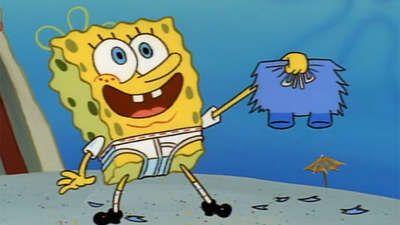 SpongeBob SquarePants: \'Bubblestand/Ripped Pants.