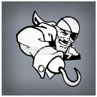 Buccaneer Clipart on Rivalart.com.