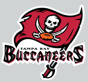 Details about Tampa Bay Buccaneers Team Logo Stickers.