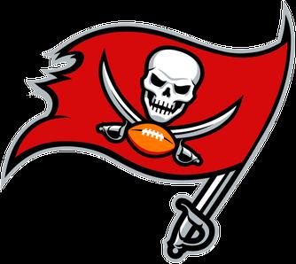 Tampa Bay Buccaneers Logo transparent PNG.