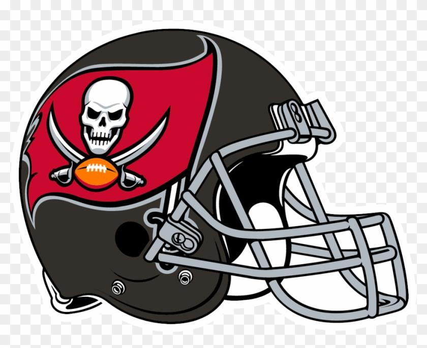 Tampa Bay Buccaneers Helmet Logo.