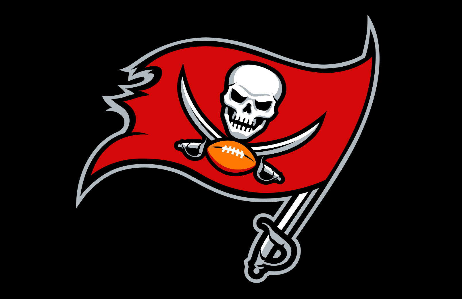 Meaning Tampa Bay Buccaneers logo and symbol.