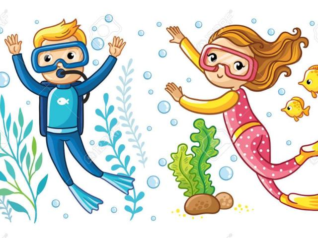 Diving clipart kid, Diving kid Transparent FREE for download.