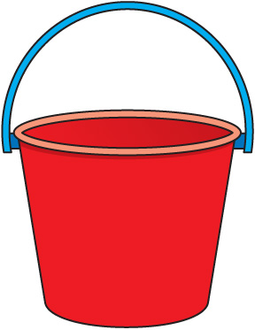 Bucket And Pail Clipart.